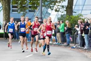 Häßner Philipp, Eckers Marcel, Kresnik Christian - Köln Marathon 2017