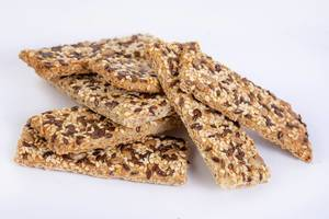 Healthy Bars with Sesame Sunflowers and other cereals