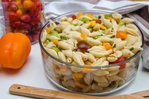 Healthy Pasta Salad with Vegetable (Flip 2019)