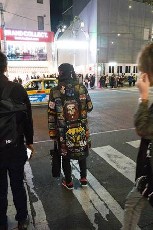 Heavy Metal Fan in Tokyo