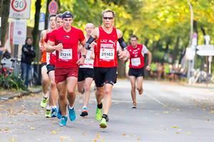 Heilinger Andreas, Göldner Rene - Köln Marathon 2017