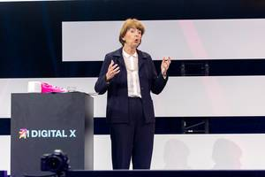 Henriette Reker, mayor of Cologne speech at Digital X