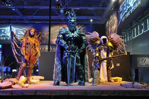Heroes of the Storm @ Gamescom 2014
