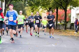 Hetterle Alexander, Butz Andreas, Rossiwall Dierk, Diekers Marco, Pfau Michele, Quandalle Gregoire, Pfeifer Christopher - Köln Marathon 2017