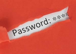 Hide your password