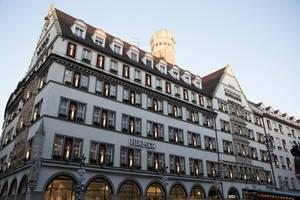 Hirmer brand in Munich