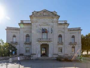 Historisches Gebäude Colina de Sant