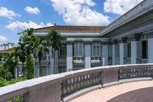 Ho Chi Minh City Museum inside Gia Long Palace