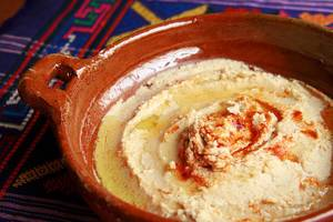 Home-Made Hummus