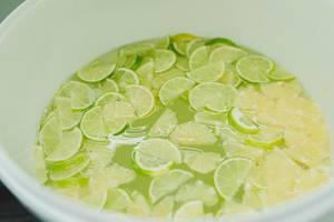 Homemade Citrus Lemonade With Lime And Sugar (Flip 2019)