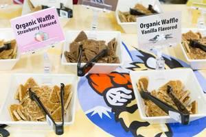 Honey Stinger Organic Waffel Strawberry und Vanilla