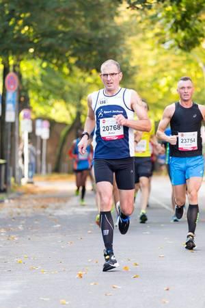 Honsel Peter, Maisch Gerald - Köln Marathon 2017