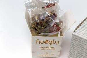 Hoogly - Infusions-Tee mit würziger Orange und Apfelstücken