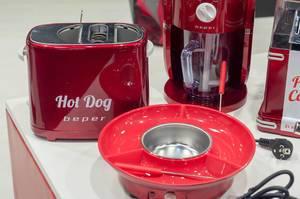 Hot-Dog-Maker von Beper auf der IFA Berlin 2018