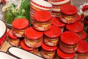 Hot Mexican Dip im Supermarkt
