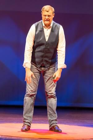 Howard Lettinga beschreibt wie man seine Knie auftauen kann