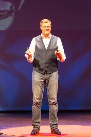 Howard Lettinga: Knie auftauen
