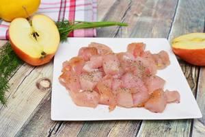 Hühnchenfleisch / Chicken meat
