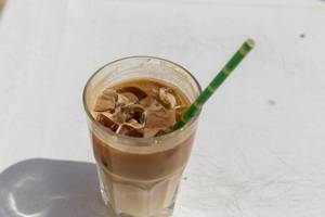 Iced Coffee Latte