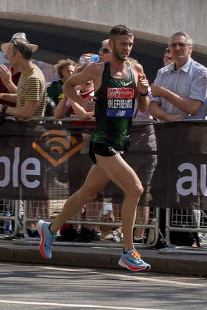 Ihor OLEFIRENKO - London Marathon 2018
