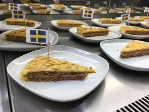IKEA Mandeltorte