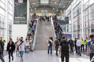 Besucher – Gamescom 2017, Köln