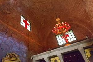 Innenansicht der Kirche Hagios Demetrios