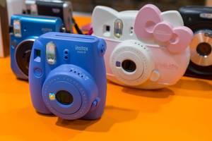 Instax Mini 9 und andere Sofortbildkameras von Fujifilm