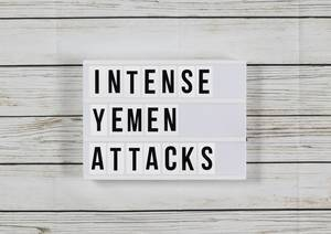 Intensified Yemen Attacks Complicate U.S. Peace Plans