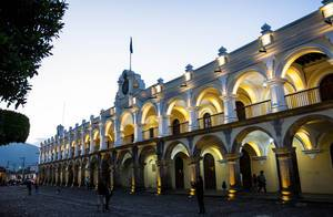 Interesting architecture in Antigua, Guatemala  Flip 2019