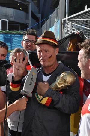 Interview mit dem Hausmeister Krause - Fußball-WM 2014, Brasilien