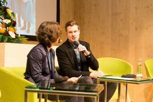 Interview mit Marcell Jansen bei der Veganfach 2017