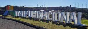 ITAIPU BINACIONAL in Brasilien und Paraguay