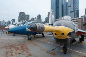 Jets on Intrepid