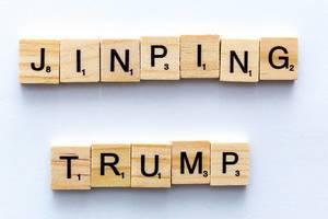 Jinping & Trump