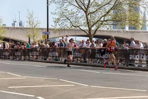 John Franklin - London Marathon 2018