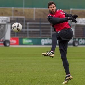Jonas Hector Volley