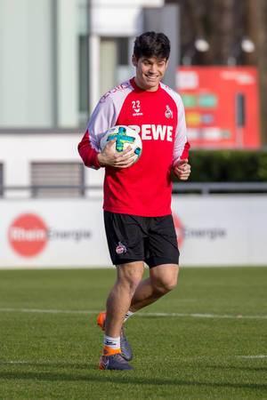 Jorge Meré ist auch nach dem Abstiegskampf guter Lauen