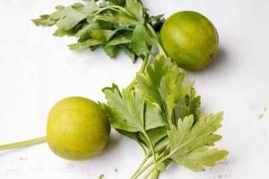 Juicy limes