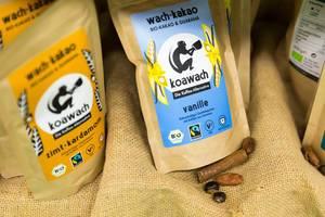 Kaffee-Alternative von Koawach mit Bio-Kakao & Guarana