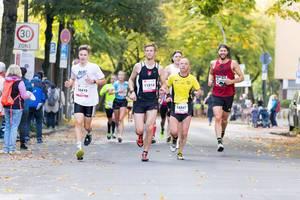 Kahler Max, Hoymann Georg, Karl Marcus – Köln Marathon 2017
