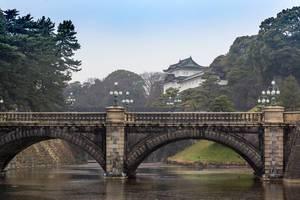 Kaiserpalast Tokio / Imperical Palace Tokyo