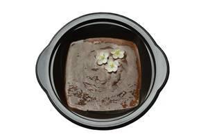 Kakao-Pudding mit Chia-Samen