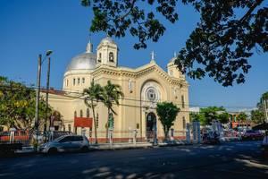 Kathedrale von Silay City Philippinen