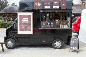 Kayaba Coffee Truck