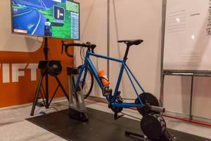 Kickr Climb Fahrrad-Simulator