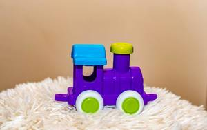Kid Toy Train
