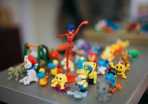 Kinder Surprise toy army