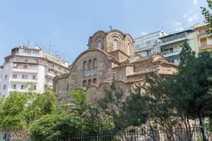 Kirche des Heiligen Pandeleimon in Thessaloniki