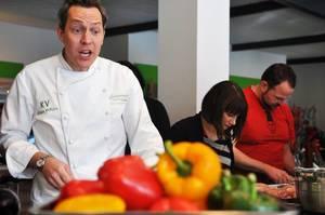 Klaus Velten auf Foodcamp